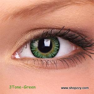 3Tones: Green